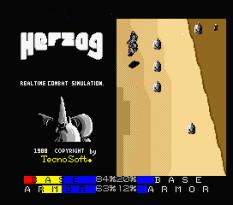 Herzog MSX 109