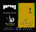Herzog MSX 116