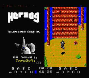 Herzog MSX 119