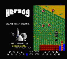 Herzog MSX 120