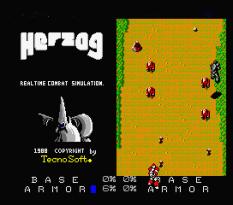 Herzog MSX 121