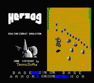 Herzog MSX 130