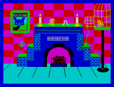 Jack and the Beanstalk ZX Spectrum 10