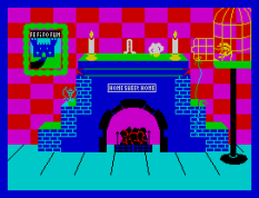 Jack and the Beanstalk ZX Spectrum 11