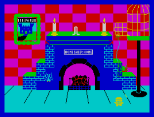 Jack and the Beanstalk ZX Spectrum 12