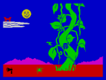 Jack and the Beanstalk ZX Spectrum 16