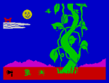 Jack and the Beanstalk ZX Spectrum 17