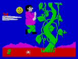 Jack and the Beanstalk ZX Spectrum 18