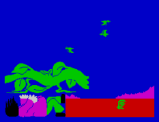 Jack and the Beanstalk ZX Spectrum 21