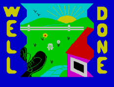 Jack and the Beanstalk ZX Spectrum 22