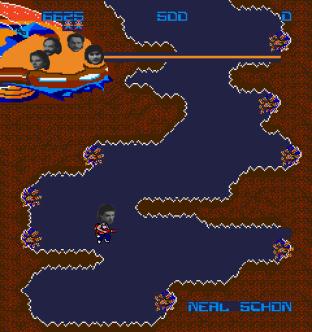 Journey Arcade 20
