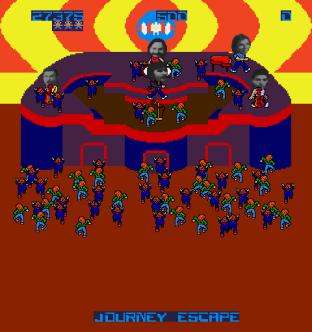 Journey Arcade 64