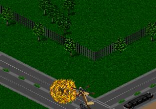 Jungle Strike Megadrive 053