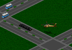Jungle Strike Megadrive 055