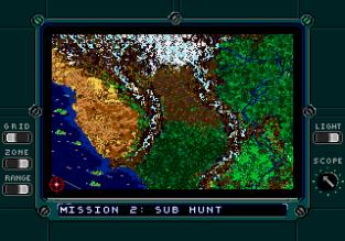 Jungle Strike Megadrive 064