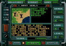 Jungle Strike Megadrive 066
