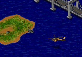 Jungle Strike Megadrive 067