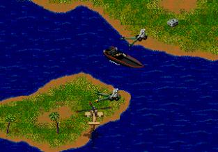 Jungle Strike Megadrive 075