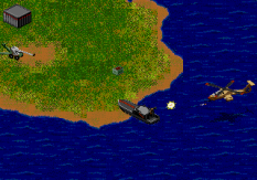 Jungle Strike Megadrive 076