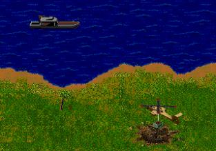 Jungle Strike Megadrive 078