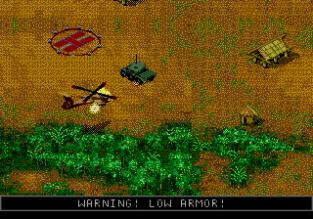 Jungle Strike Megadrive 089
