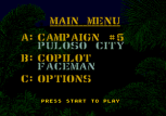 Jungle Strike Megadrive 090
