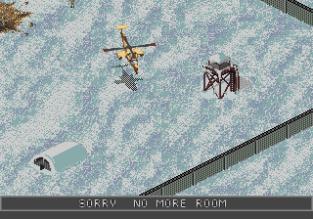 Jungle Strike Megadrive 108