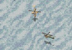 Jungle Strike Megadrive 109