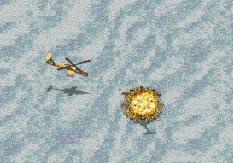 Jungle Strike Megadrive 110
