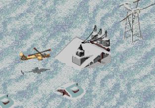 Jungle Strike Megadrive 111