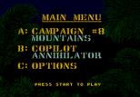 Jungle Strike Megadrive 116