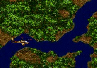 Jungle Strike Megadrive 122