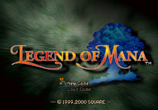 Legend of Mana PS1 01