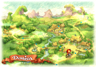 Legend of Mana PS1 17