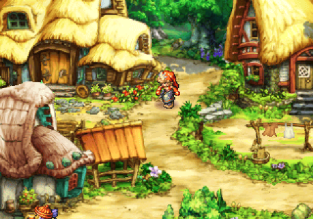 Legend of Mana PS1 23