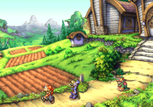 Legend of Mana PS1 28