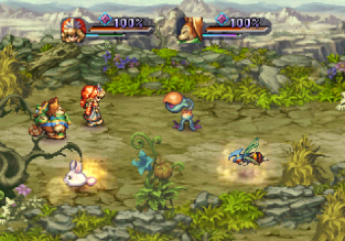 Legend of Mana PS1 34