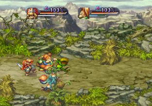 Legend of Mana PS1 39