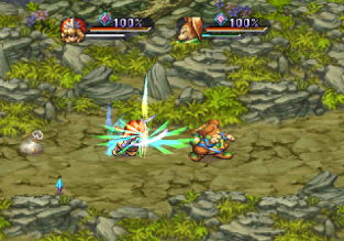 Legend of Mana PS1 45