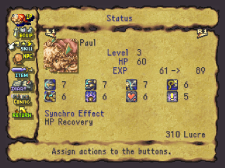 Legend of Mana PS1 55