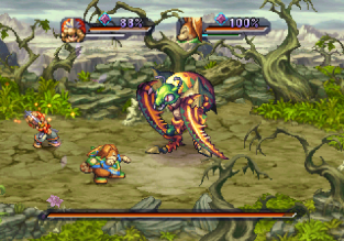 Legend of Mana PS1 56