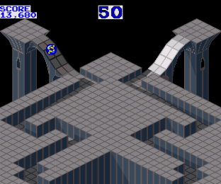 Marble Madness X68000 12