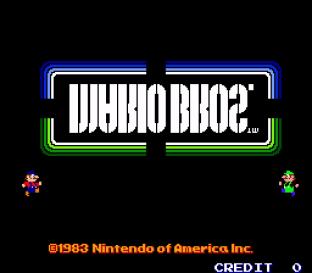 Mario Bros Arcade 01