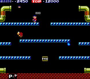 Mario Bros Arcade 12