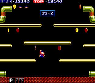 Mario Bros Arcade 20