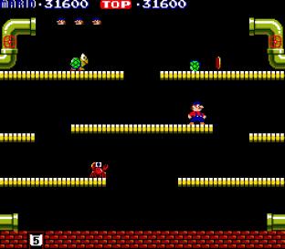 Mario Bros Arcade 31