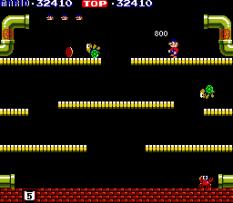 Mario Bros Arcade 32