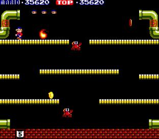 Mario Bros Arcade 34