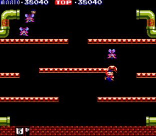 Mario Bros Arcade 42