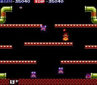 Mario Bros Arcade 45